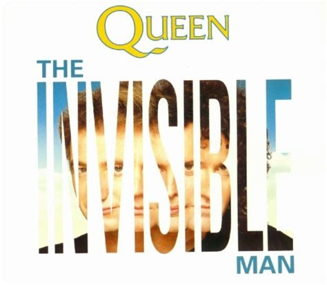 Book review on the invisible man lyrics